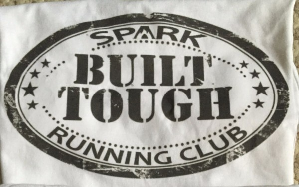 Built Tough Mud Run & Color Run T-Shirt