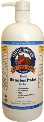 (Also available) Grizzly Joint Aid
