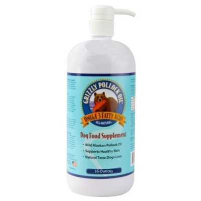 Grizzly Pollock Oil
