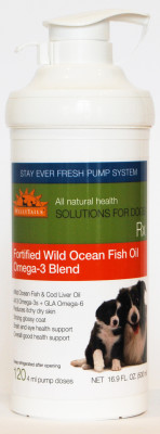 Fortified Fish Oil