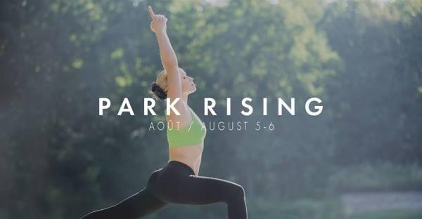 Park Rising