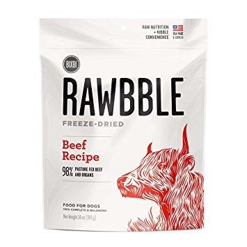 Bixbi Rawbble
