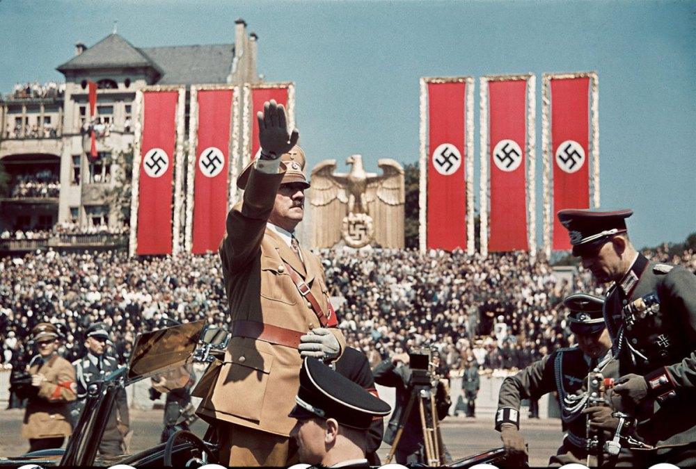 Adolf Hitler: German Nationalist or Aryan Racialist?
