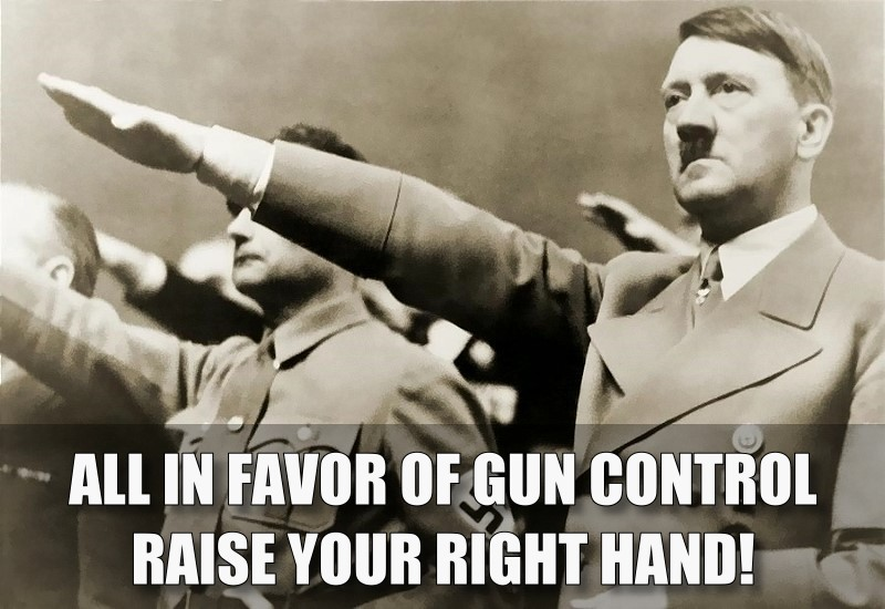 The Myth of Nazi Gun Control