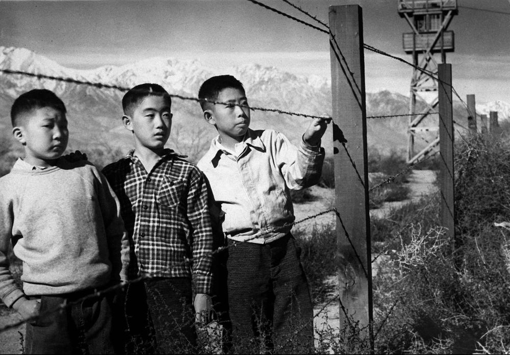 Children of Internment – Documentary Project