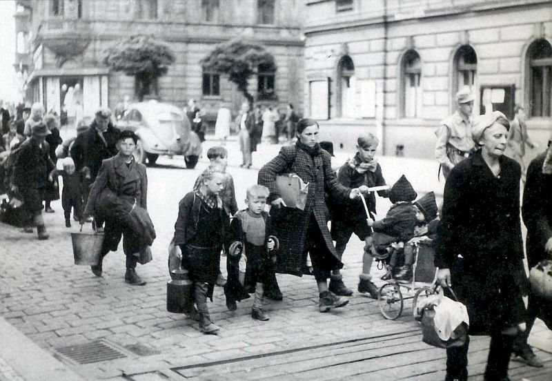 The Expulsion and Extermination of Eastern European Germans