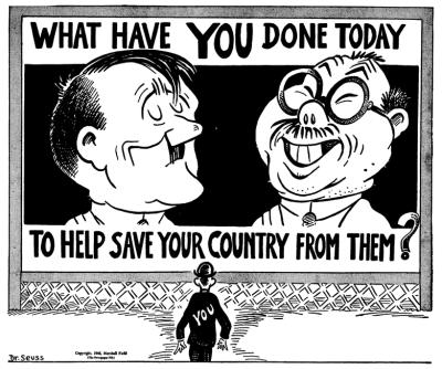 World War II: The Cartoonish Obfuscation Of Evil