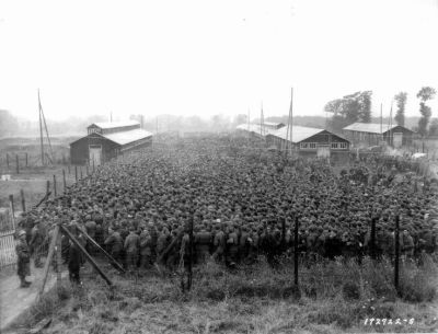 Allied Postwar Treatment of German POWs: German Eyewitness to Mass Murder