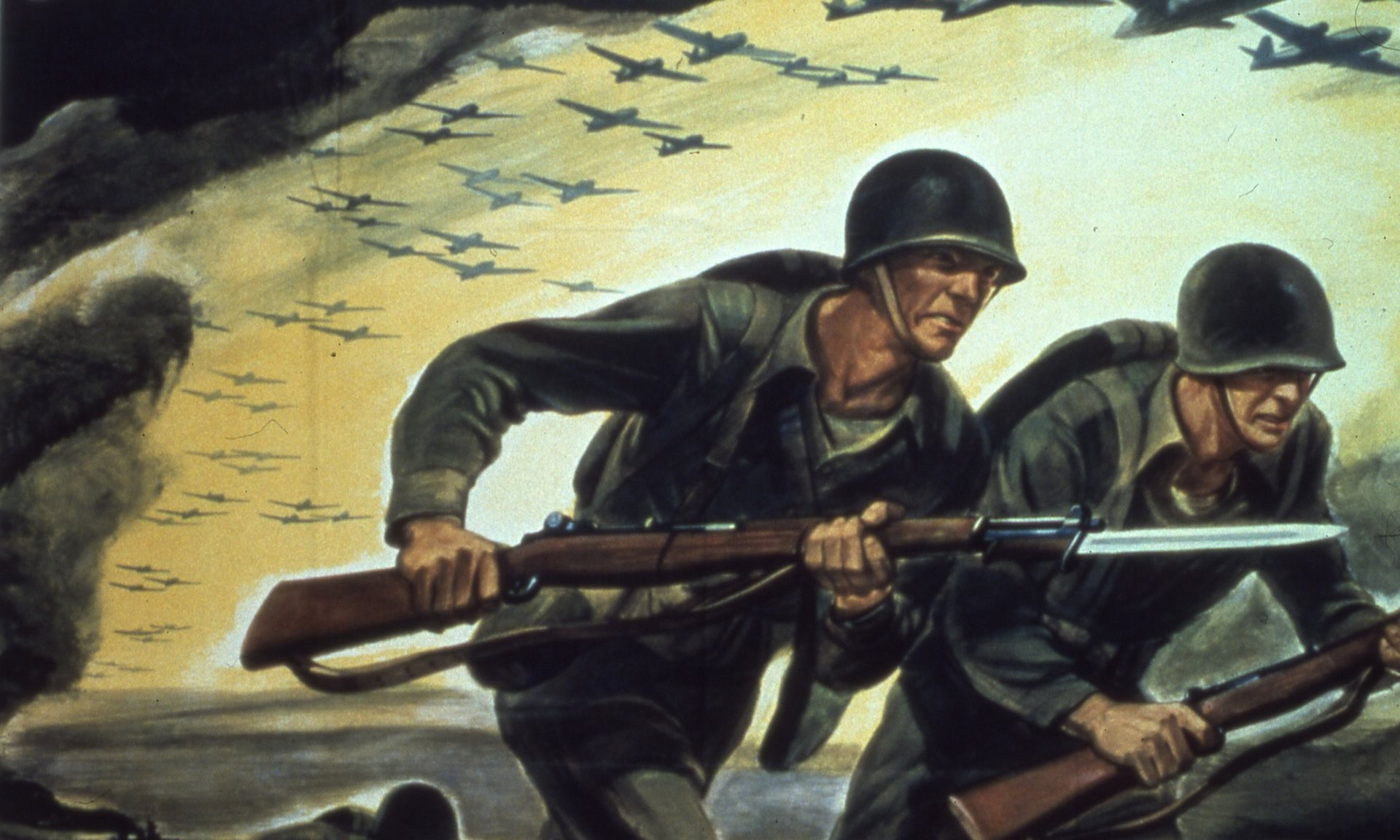 The Second World War:  The Myth of the Good War