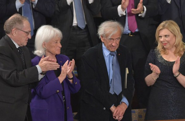 Elie Wiesel: Hoaxer and Zio-Racist