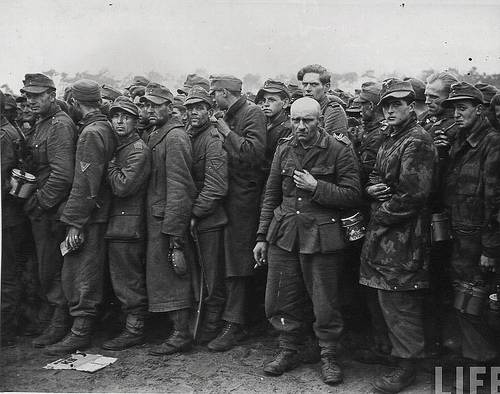 The Sorry Fate of German POWs  Enslavement, Starvation and Murder Part 1 The West