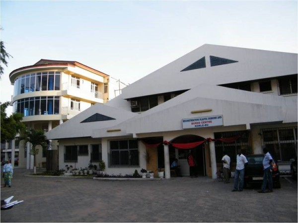 Korle-bu ICU to be Ready in September