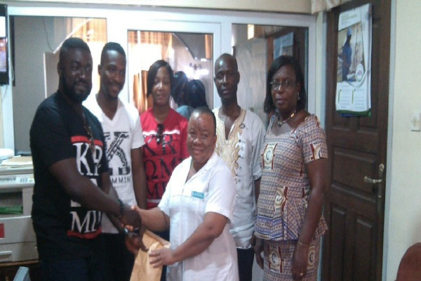 Kromin Ltd Donated To A Patient At The National Reconstructive Plastic Surgery and Burns Centre