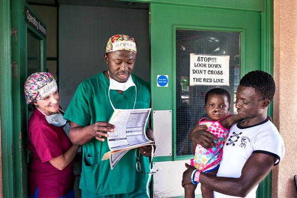 Operation Smile gives smiles to 162 people in Ghana