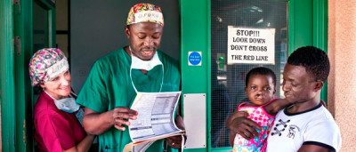 OPERATION SMILE GIVE SMILES TO 162 PEOPLE IN GHANA
