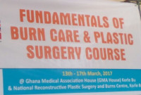 Fundamentals of Burn Care & Plastic Surgery Course
