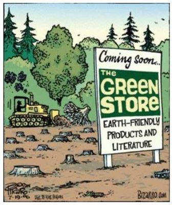 Wait, what? You're Green?? No way!