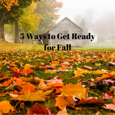 fall preparedness