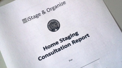 Home Staging Report