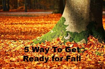 fall preparedness