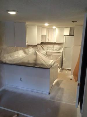 Painting & Cabinet Refinishing