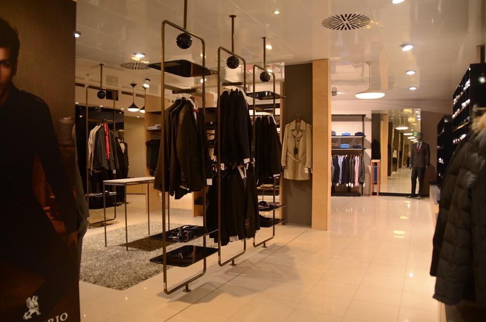 Varteks shop in Zagreb