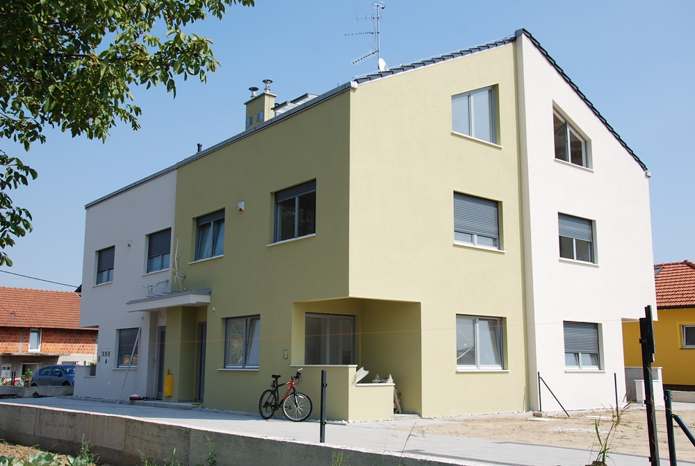 residential building in Sv.Klara