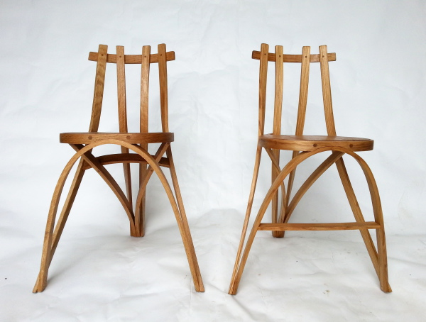 Introduction for Furniture Makers  (Mark Fish Studio, near Brighton BN9 9BL)  Saturday 22nd July 2017