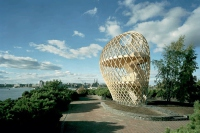 korkeassari zoo lookout tower, avanto, architects, students