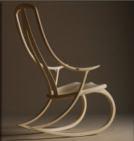 david haig, signature rocking chair, design classic