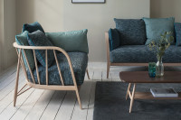 ercol, nest sofa, paola navone, steambent,