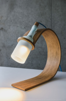 max ashford, falmouth, quercus, waste ligthing, delight in light, oak, steambent