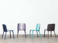 Ton, arik levy, chair split, thonet