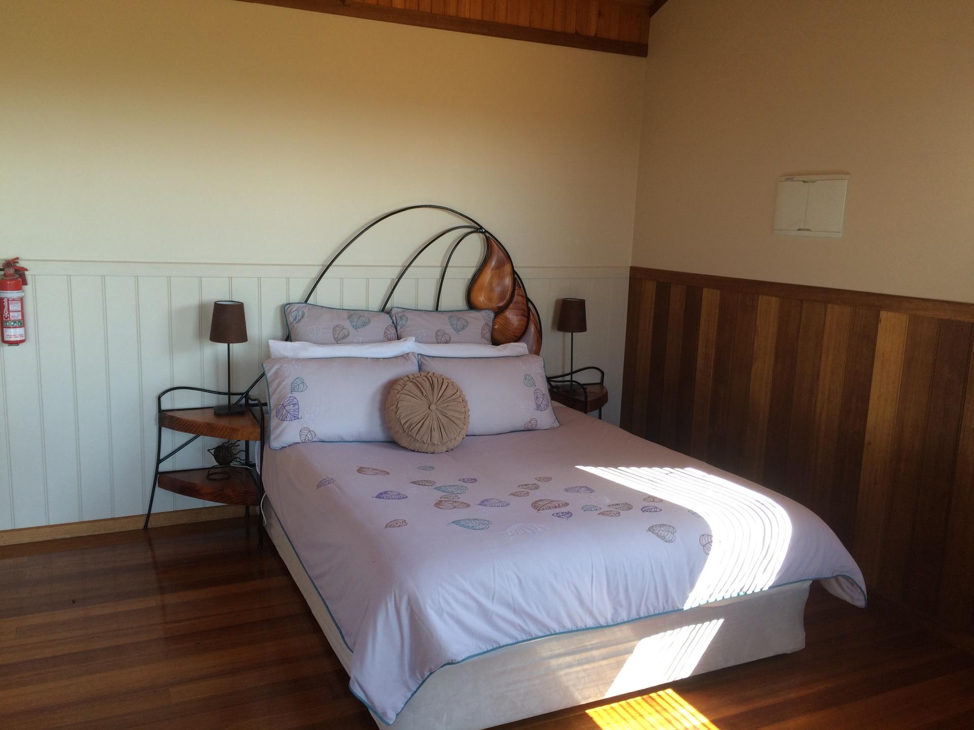 Mount Cameron bedroom