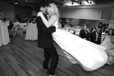wedding dj, dancing, bride and groom, wedding disc jockey, Jacksonville Fl, Florida