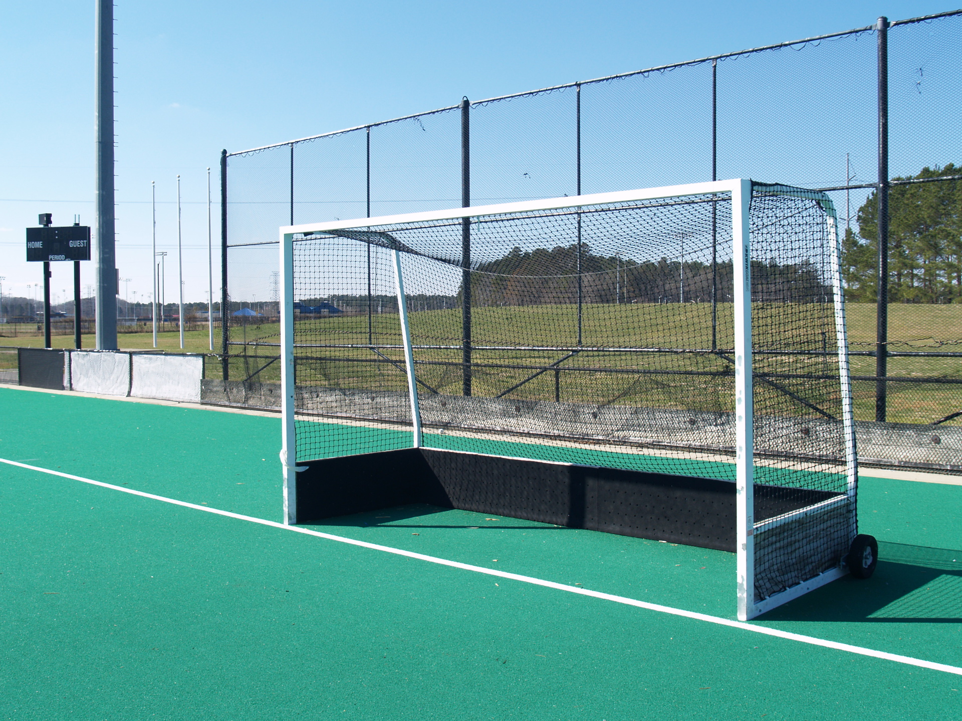 Field Hockey Goal