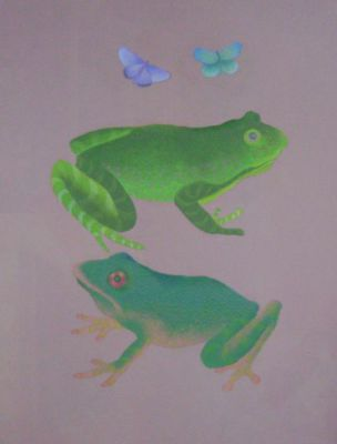 Frog Duo SOLD