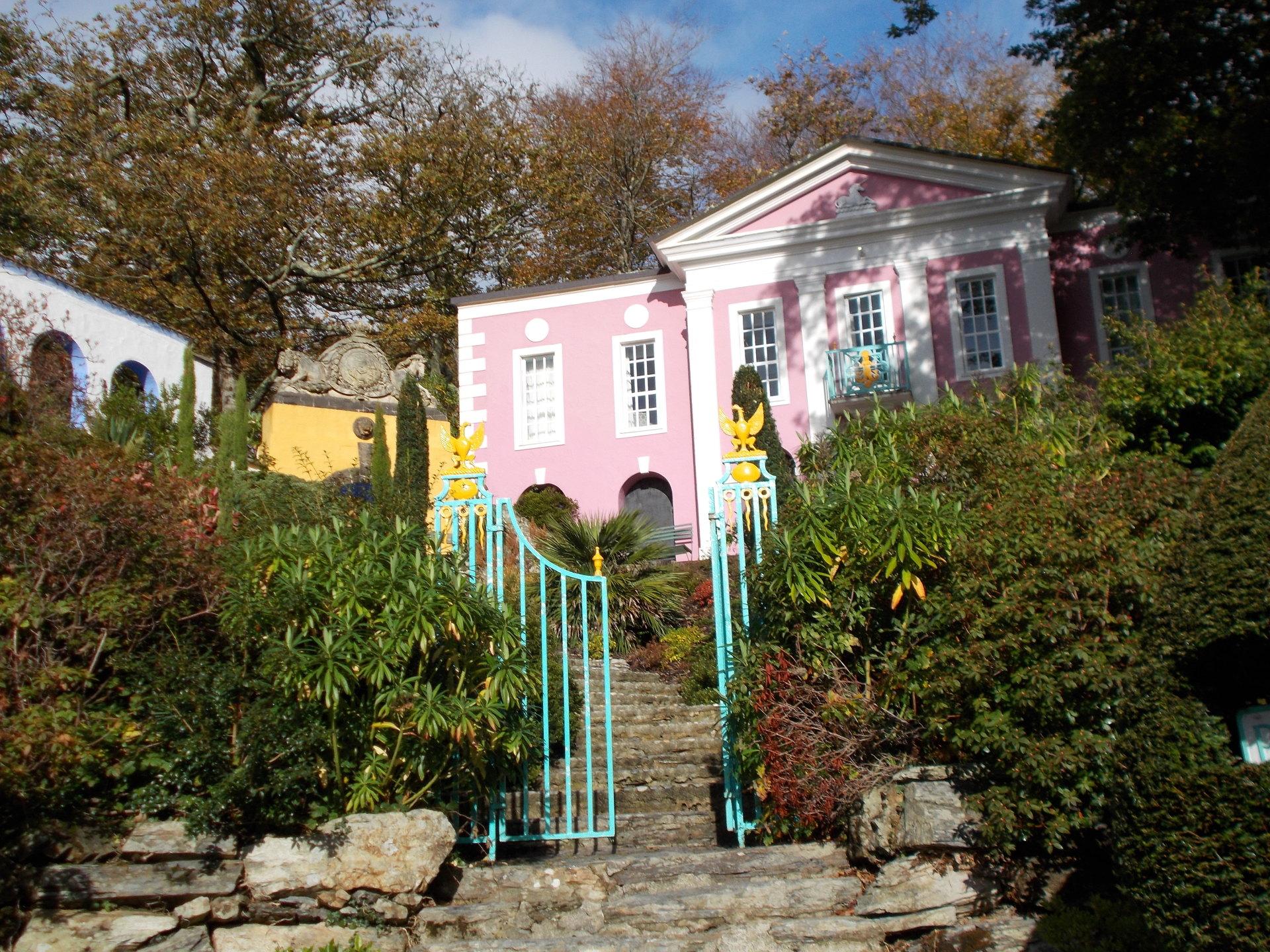 The Celebrants house