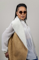 Shoot in Houston, Texas with Papillion (Keda Sharber), MUA: MAC Counter, photography, style, fashion, ray charles daughter