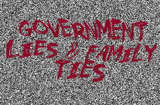 Family Ties and Government Lies
