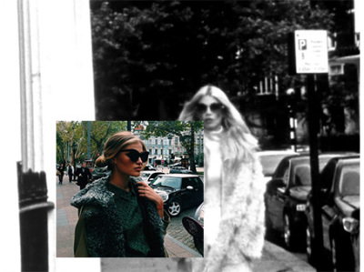 C'est Chic? C'est Freak?: Sunglasses Minus Sunshine