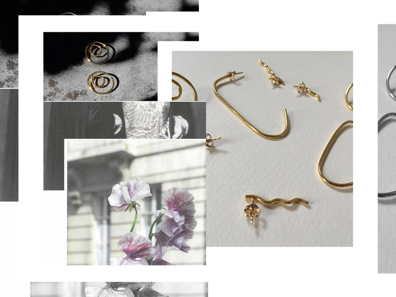 Collage by Aylea Skye/ Images from Skomer's Instagram