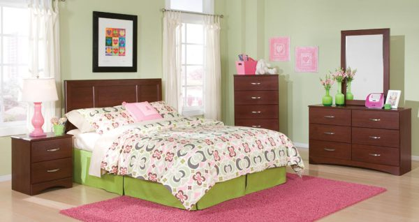 Briar Panel Bedroom Collection