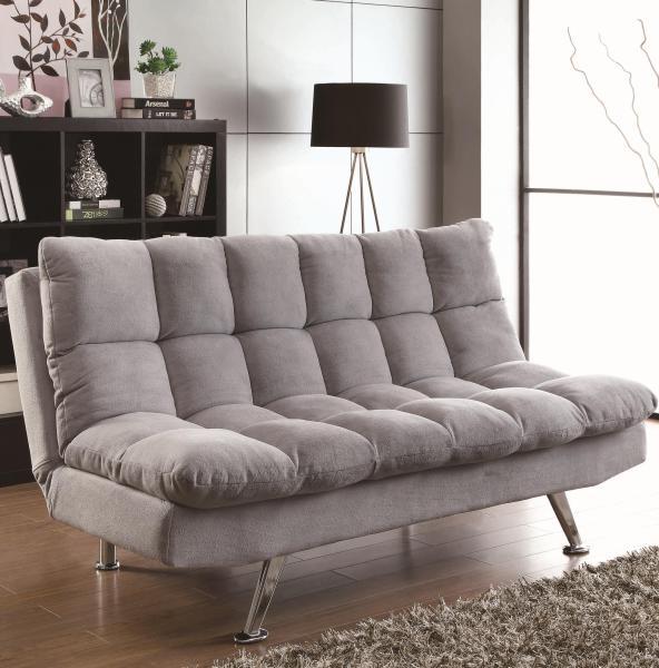 sofa bed, adjustable sofa, futon, klick klack