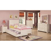 platform bed; trundle bed, kids bedroom set, youth bedroom