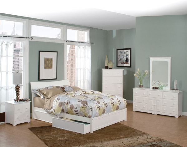 modern bed, platform bed, storage bed, storage platform