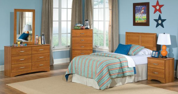 Tanner Panel Bedroom Collection