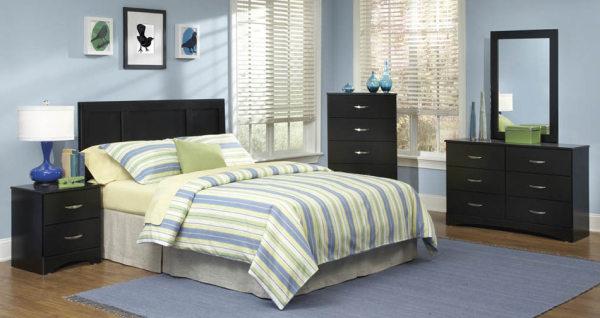 Jacob Panel Bedroom Collection