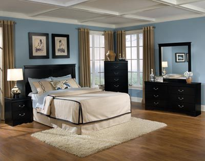 Johnce Bedroom Collection
