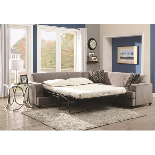 sleeper sofa, sofa bed, sectional